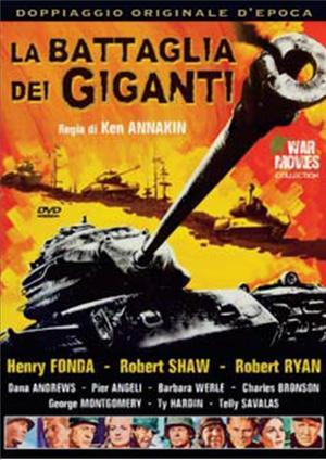 LA BATTAGLIA DEI GIGANTI (DVD)