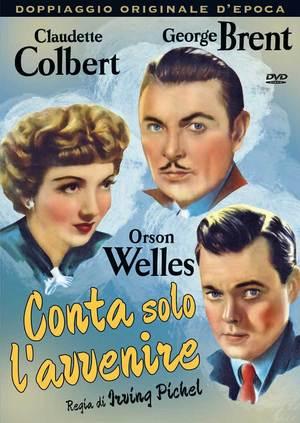 CONTA SOLO L'AVVENIRE (DVD)