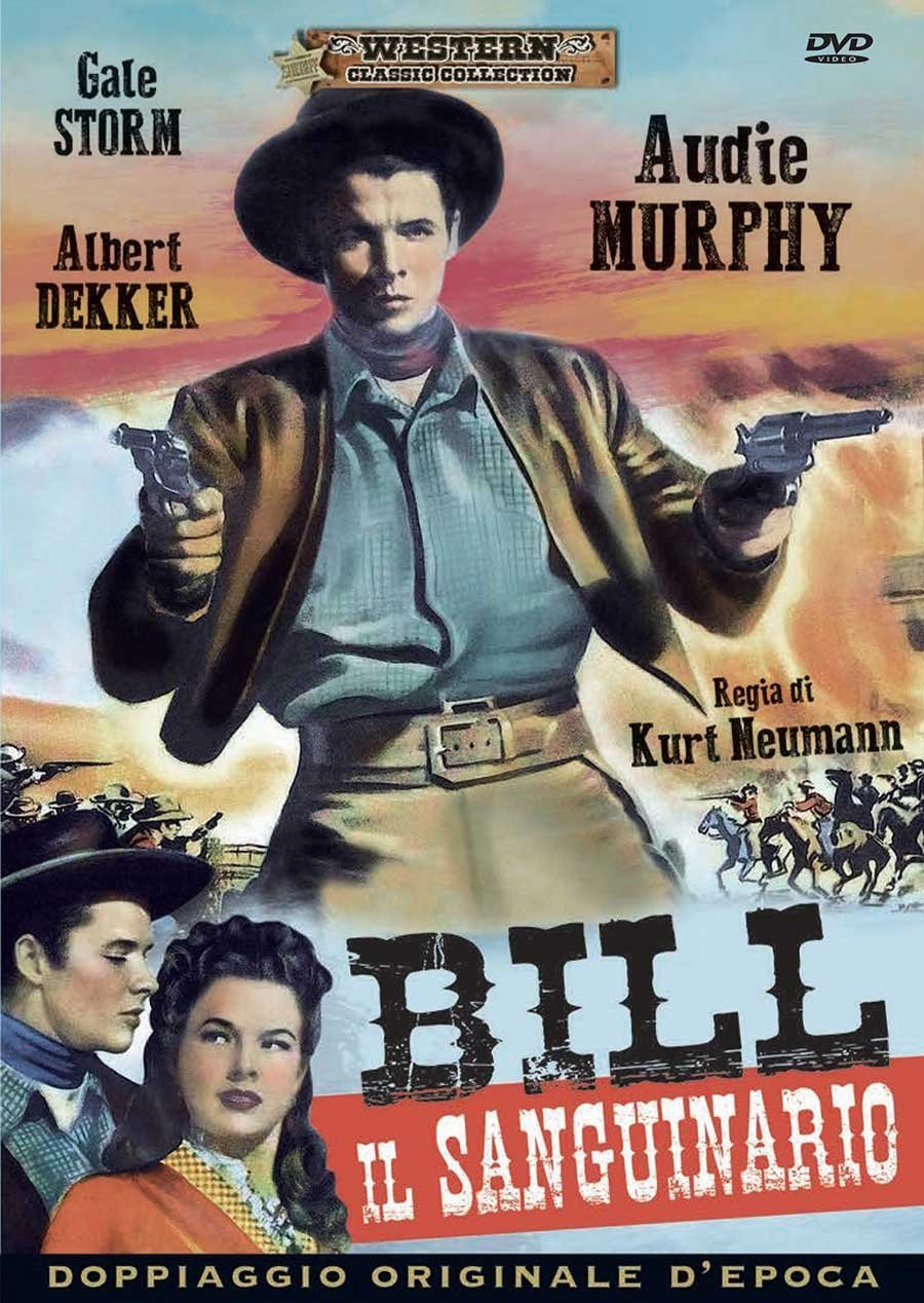 BILL IL SANGUINARIO (DVD)