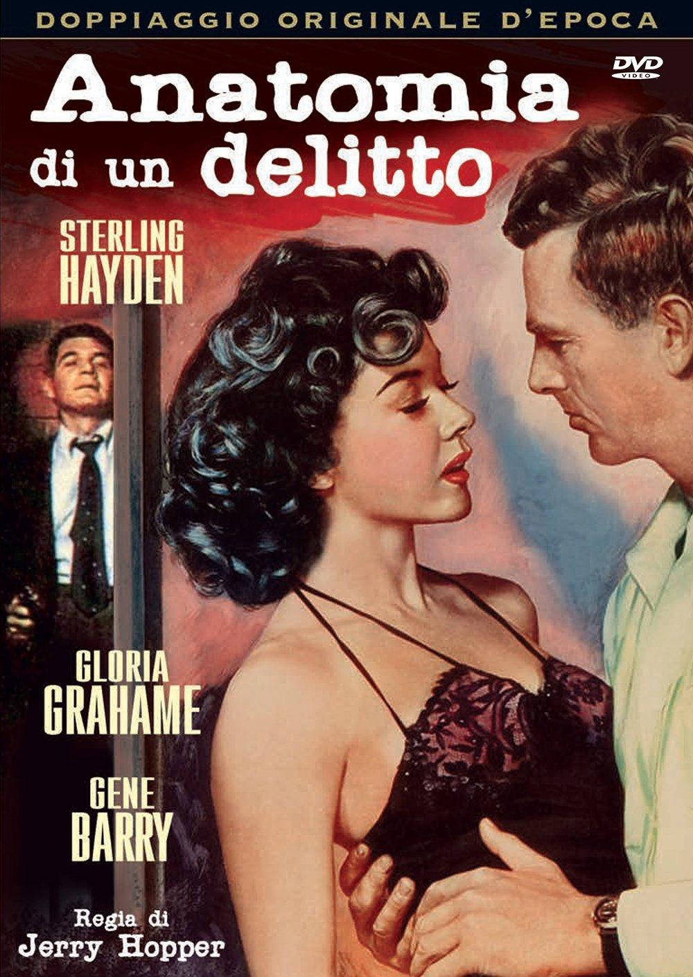 ANATOMIA DI UN DELITTO (DVD)