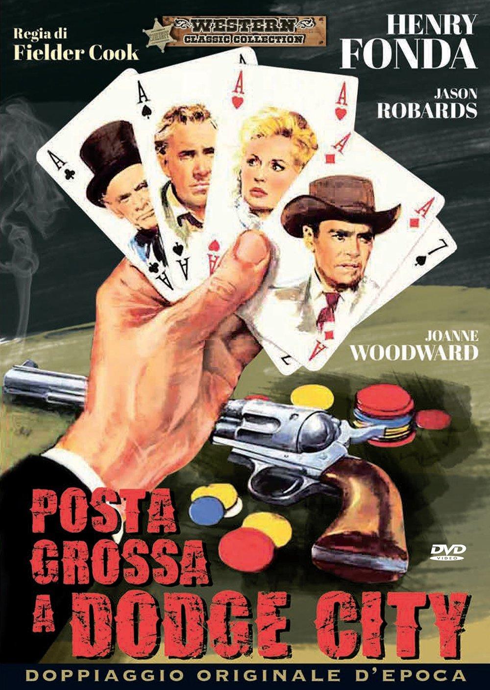 POSTA GROSSA A DODGE CITY (DVD)