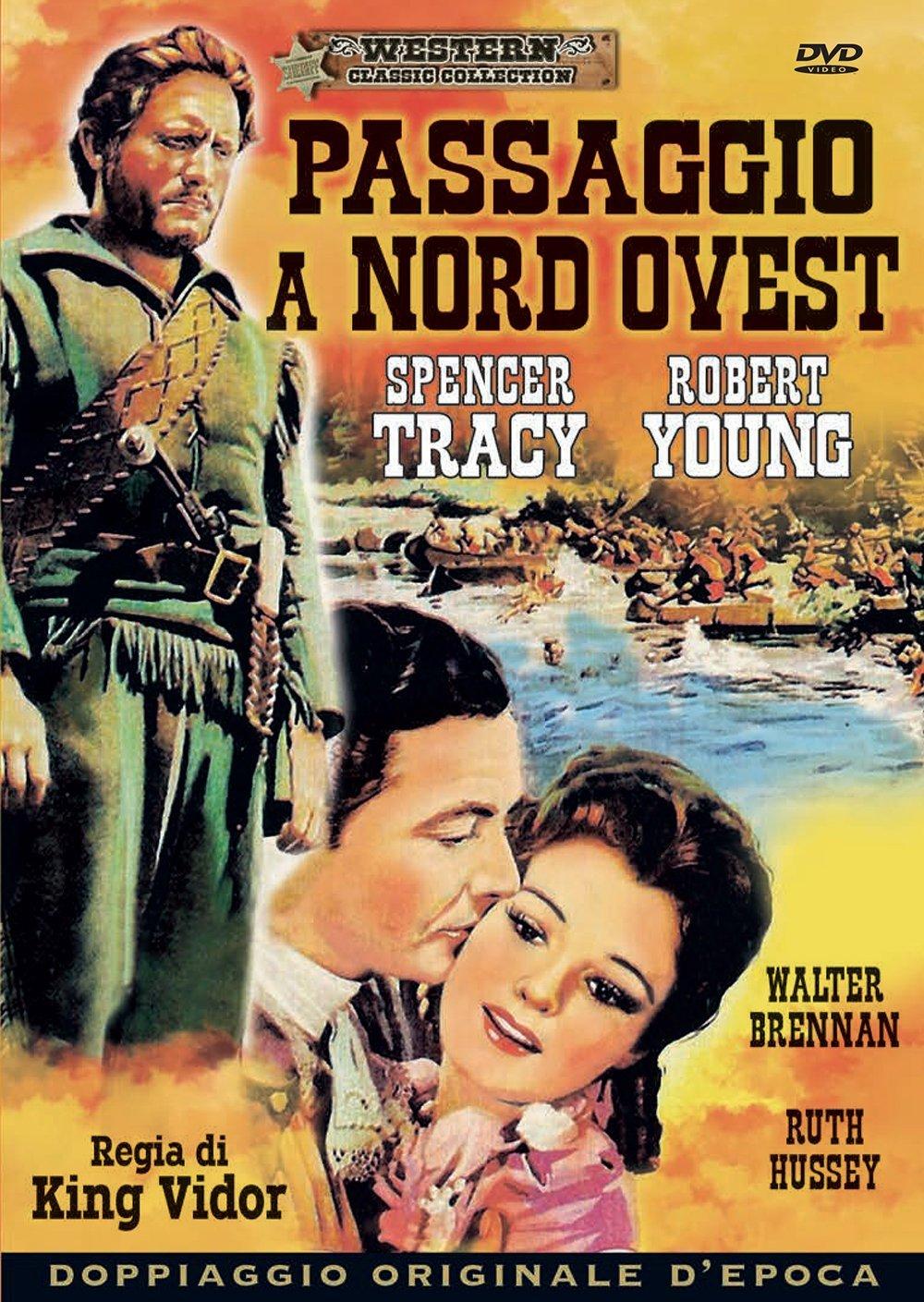 PASSAGGIO A NORD-OVEST (DVD)