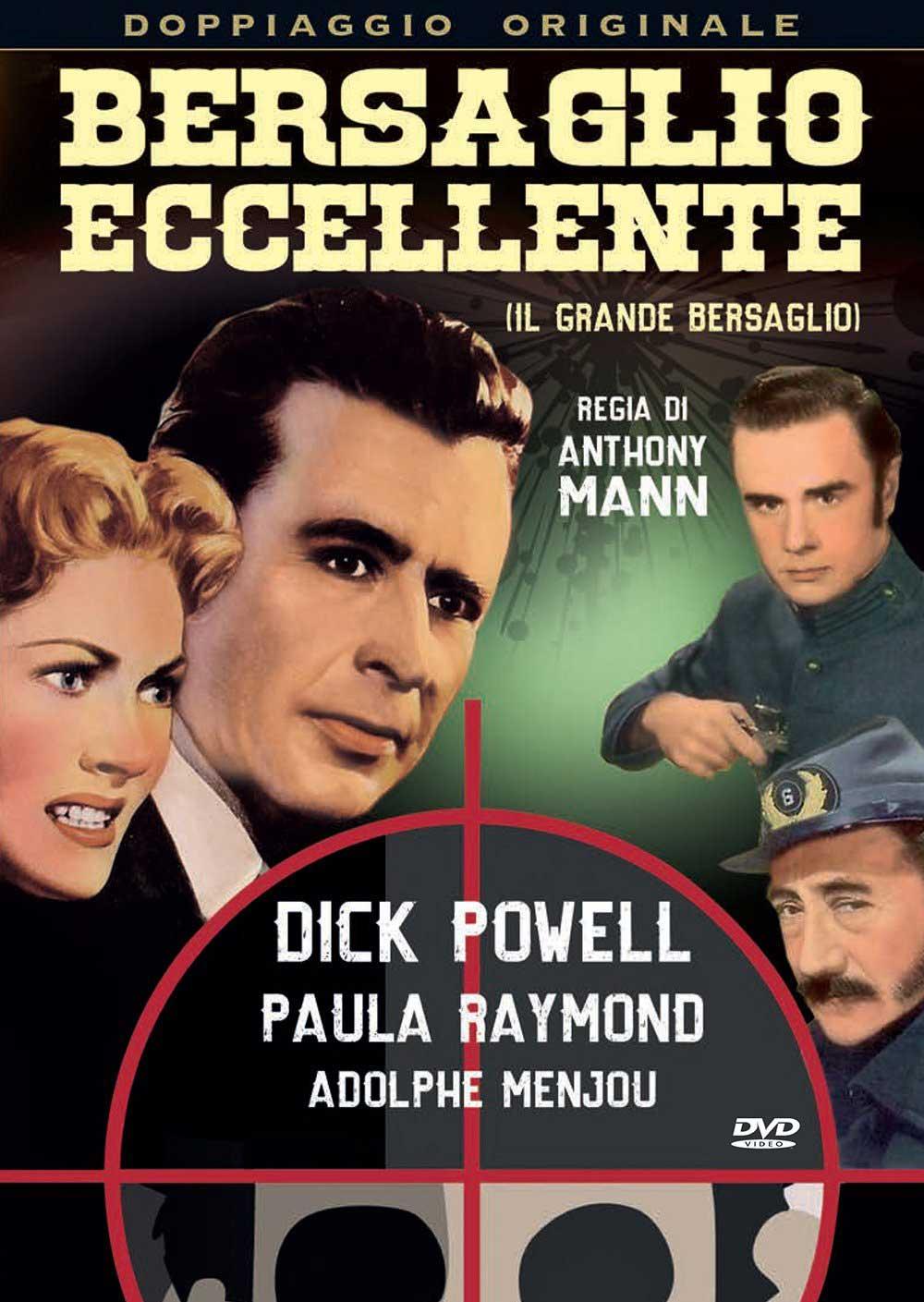 BERSAGLIO ECCELLENTE (DVD)