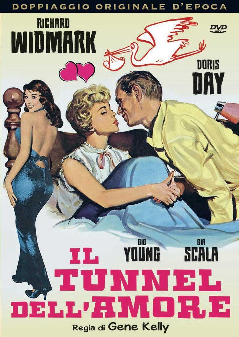 IL TUNNEL DELL'AMORE (DVD)