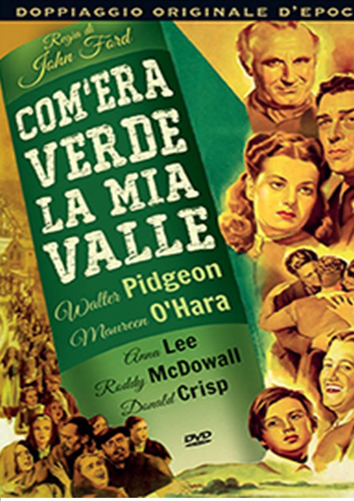 COM'ERA VERDE LA MIA VALLE (DVD)