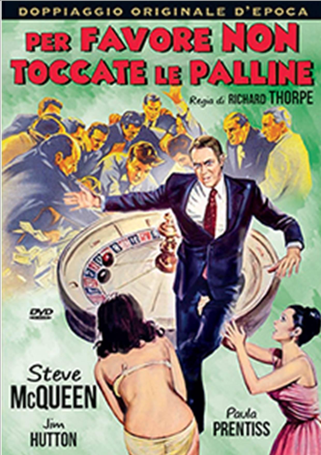 PER FAVORE NON TOCCARE LE PALLINE (DVD)