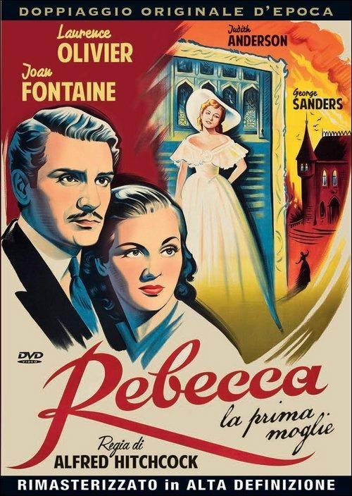 REBECCA LA PRIMA MOGLIE (DVD)