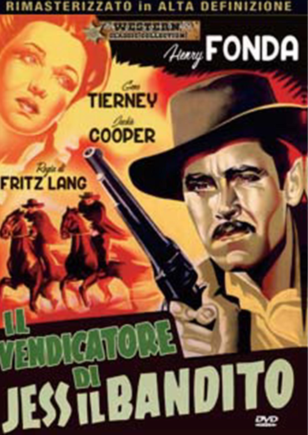 IL VENDICATORE DI JESS IL BANDITO (DVD)