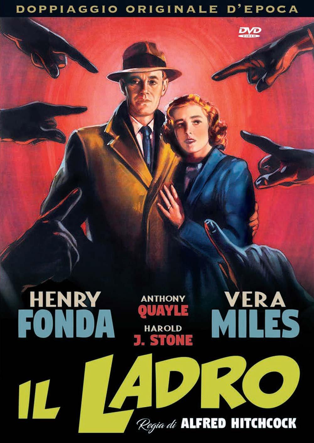 IL LADRO (DVD)