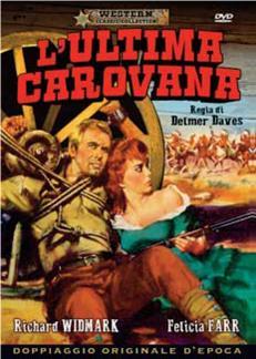 L'ULTIMA CAROVANA (DVD)