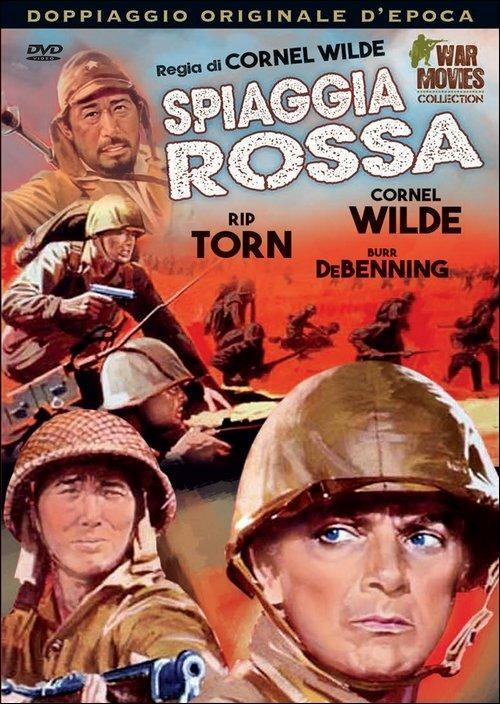SPIAGGIA ROSSA (DVD)