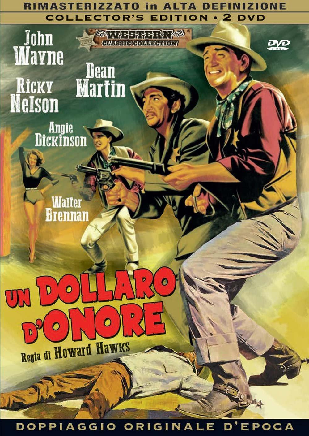 UN DOLLARO D'ONORE (2DVD) (DVD)