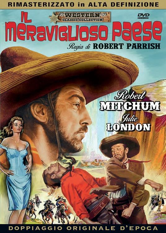 IL MERAVIGLIOSO PAESE (DVD)