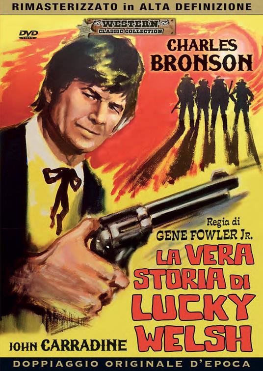 LA VERA STORIA DI LUCKY WELSH (DVD)