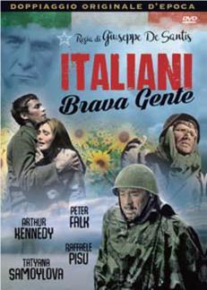 ITALIANI BRAVA GENTE (DVD)