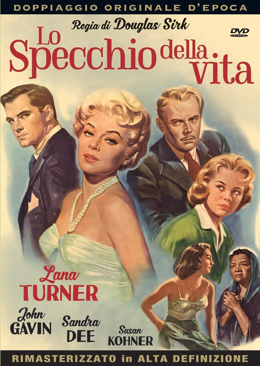 LO SPECCHIO DELLA VITA (DVD)