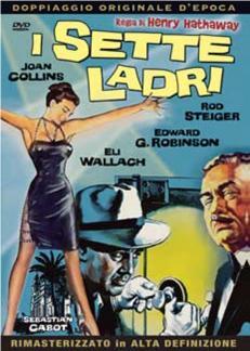 I SETTE LADRI (DVD)