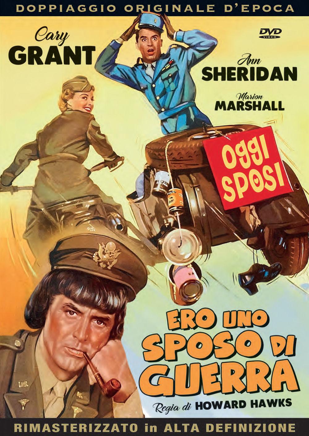 ERO UNO SPOSO DI GUERRA (DVD)