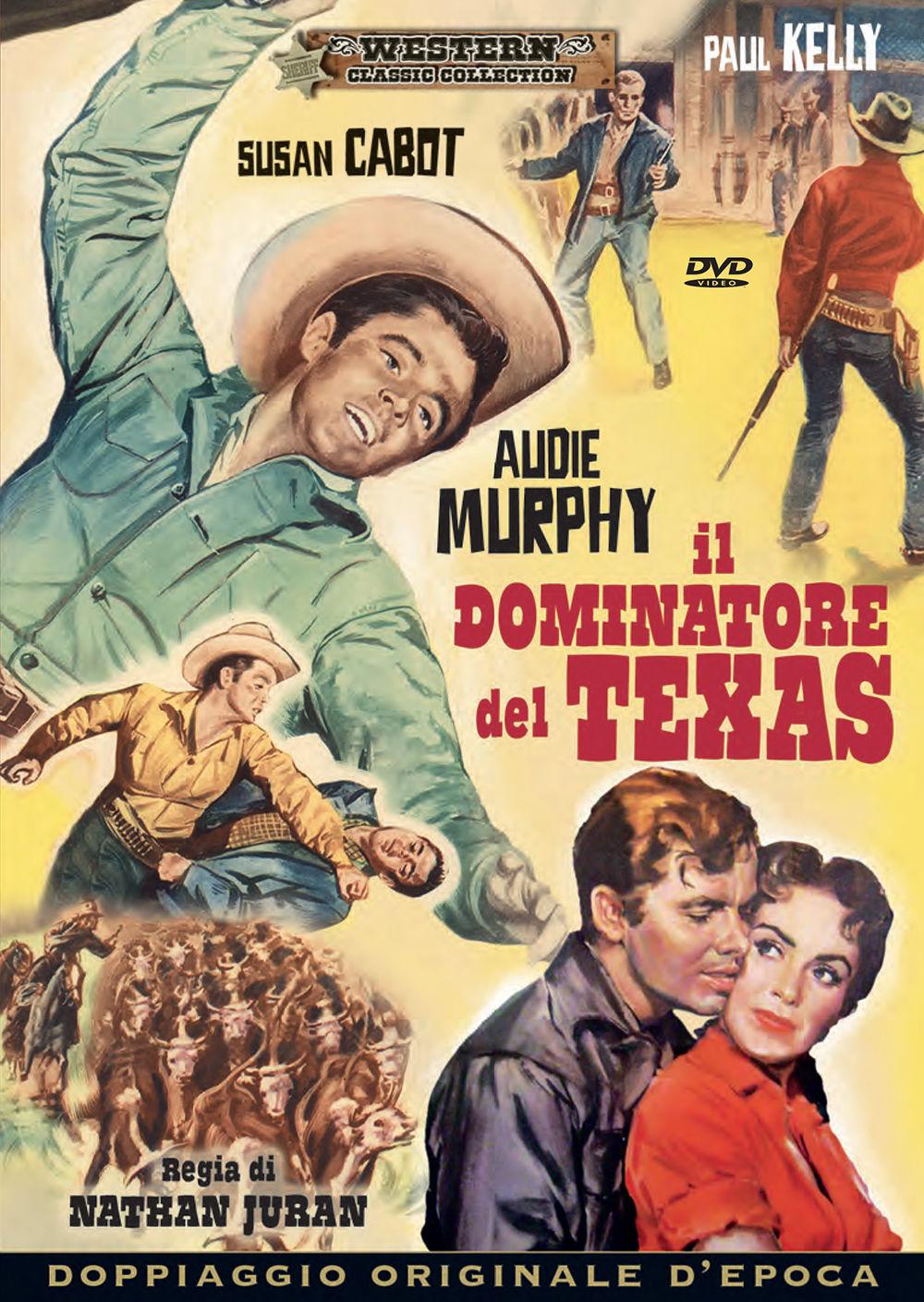 IL DOMINATORE DEL TEXAS (DVD)