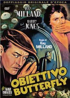 OBIETTIVO BUTTERFLY (DVD)