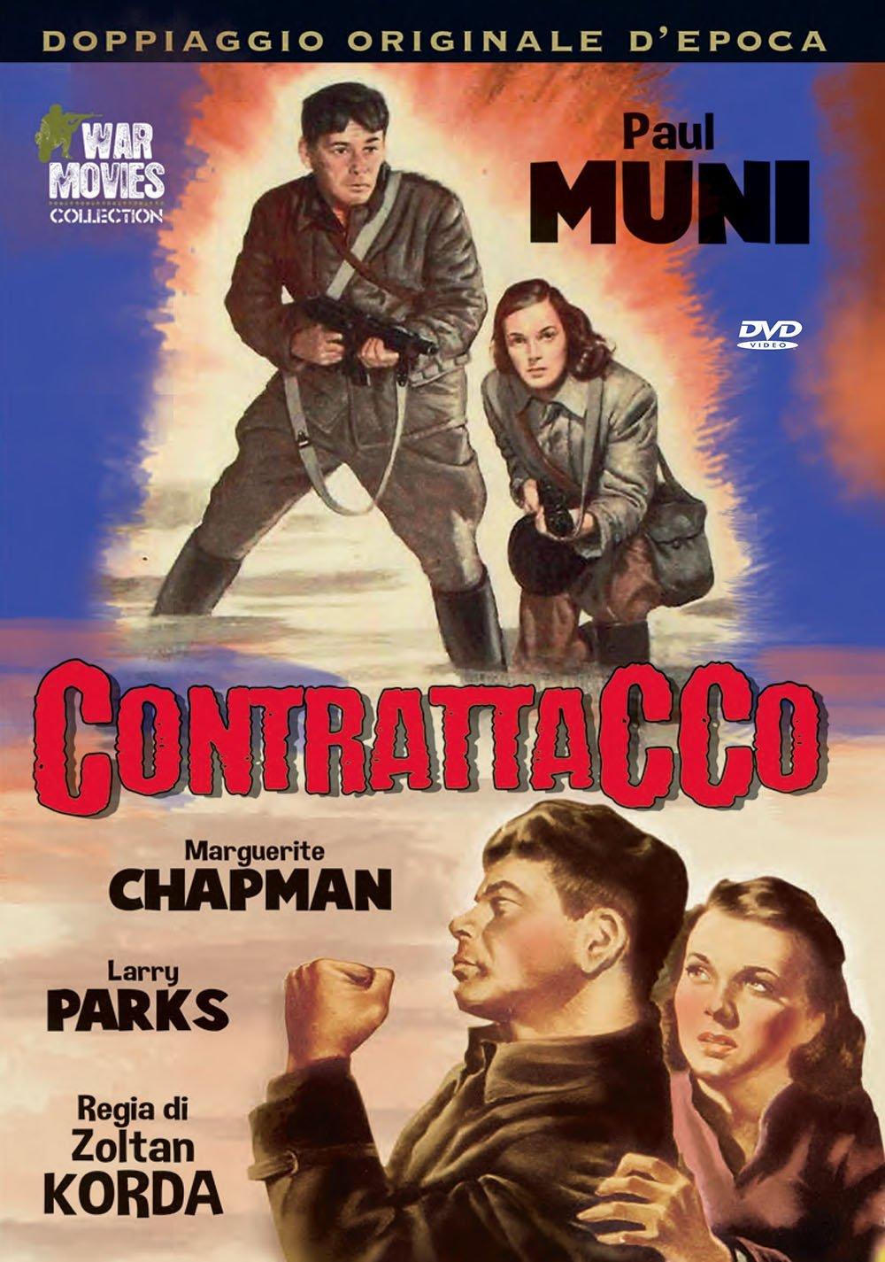 CONTRATTACCO (DVD)