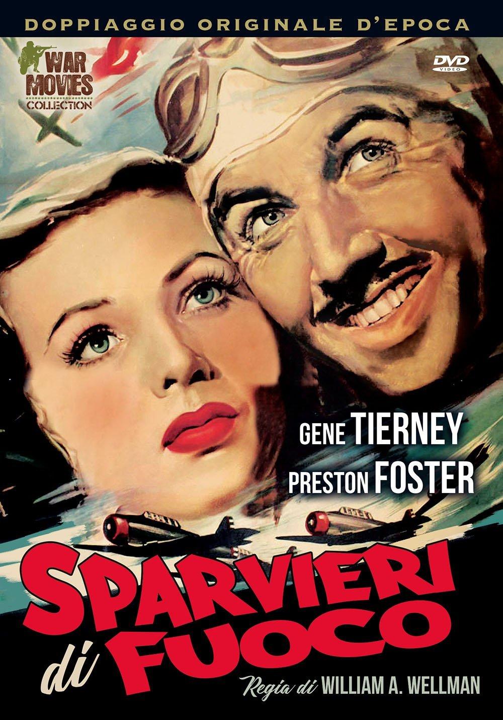 SPARVIERI DI FUOCO (DVD)