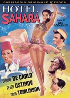 HOTEL SAHARA (DVD)