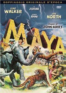 MAYA (DVD)