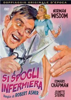 SI SPOGLI INFERMIERA (DVD)