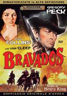 BRAVADOS (DVD)