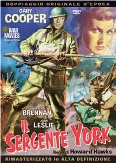 IL SERGENTE YORK (DVD)
