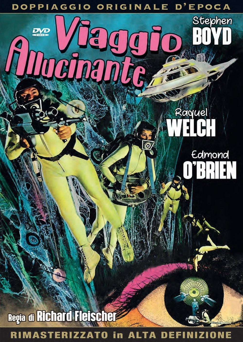 VIAGGIO ALLUCINANTE (DVD)