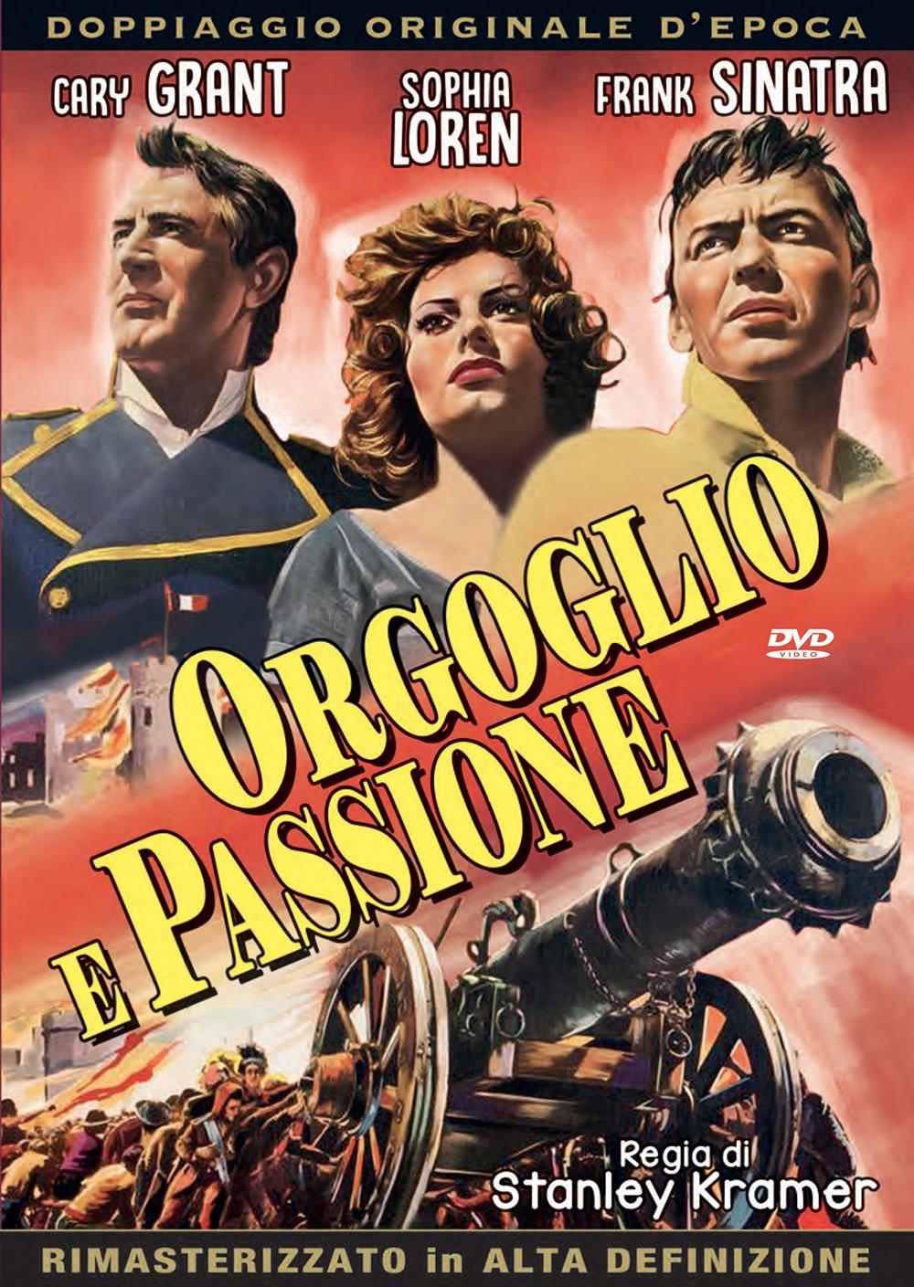 ORGOGLIO E PASSIONE (DVD)