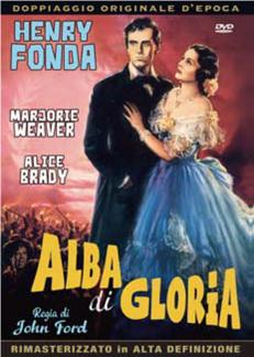 ALBA DI GLORIA (DVD)