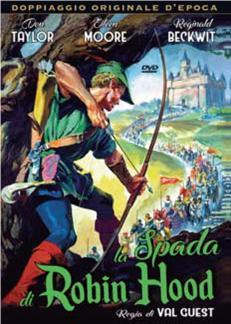 LA SPADA DI ROBIN HOOD (DVD)