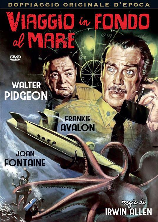 VIAGGIO IN FONDO AL MARE (DVD)