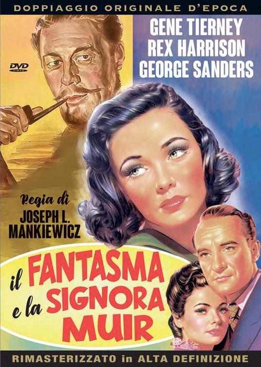 IL FANTASMA E LA SIGNORA MUIR (DVD)