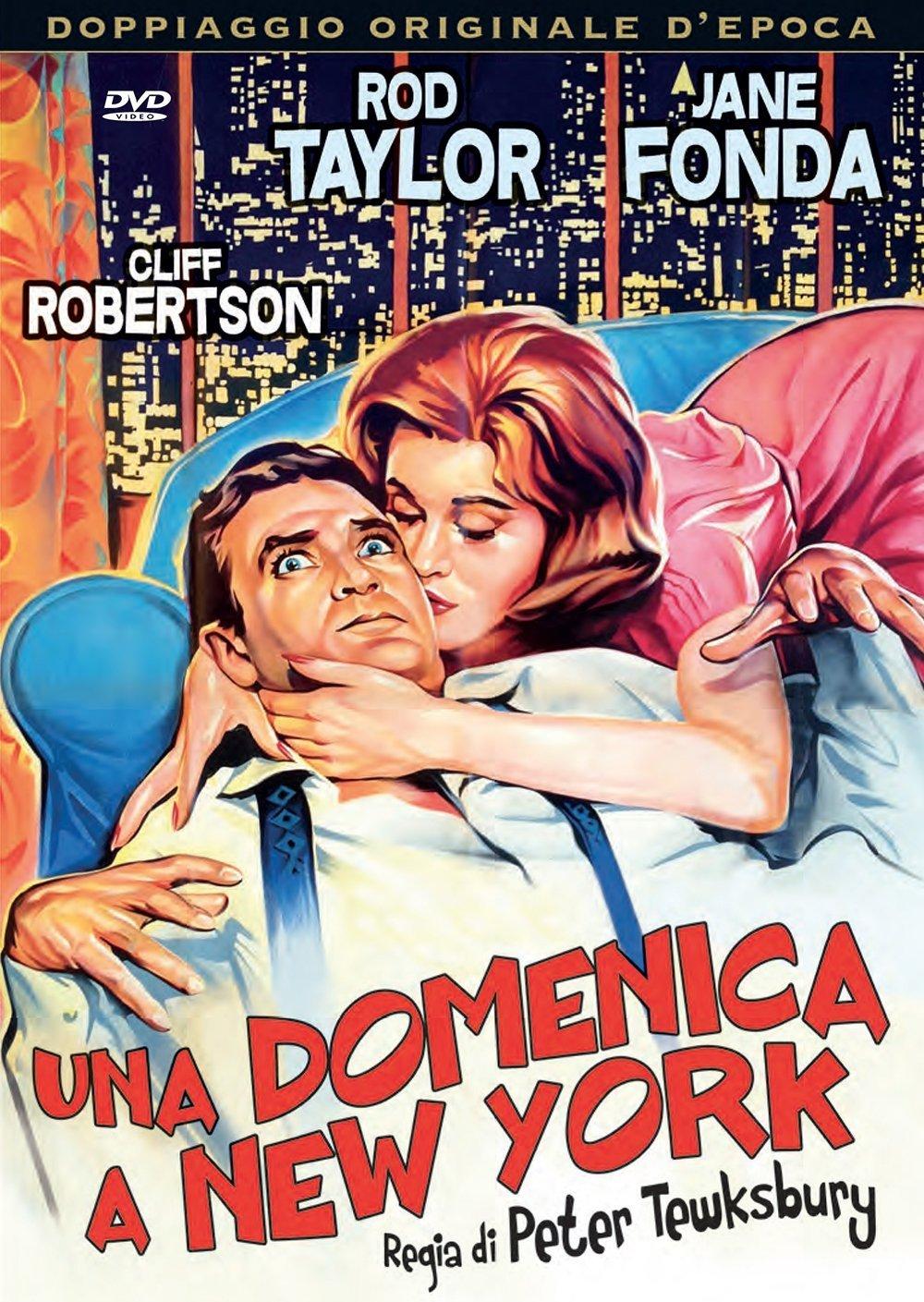 UNA DOMENICA A NEW YORK (DVD)