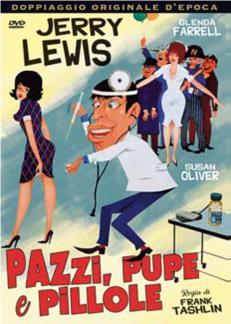 PAZZI PUPE E PILLOLE (DVD)