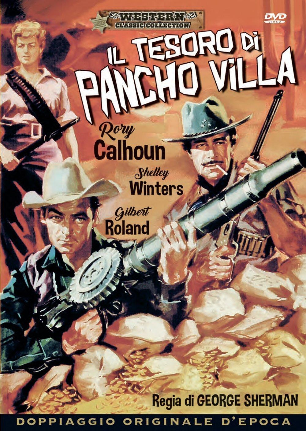 IL TESORO DI PANCHO VILLA (DVD)