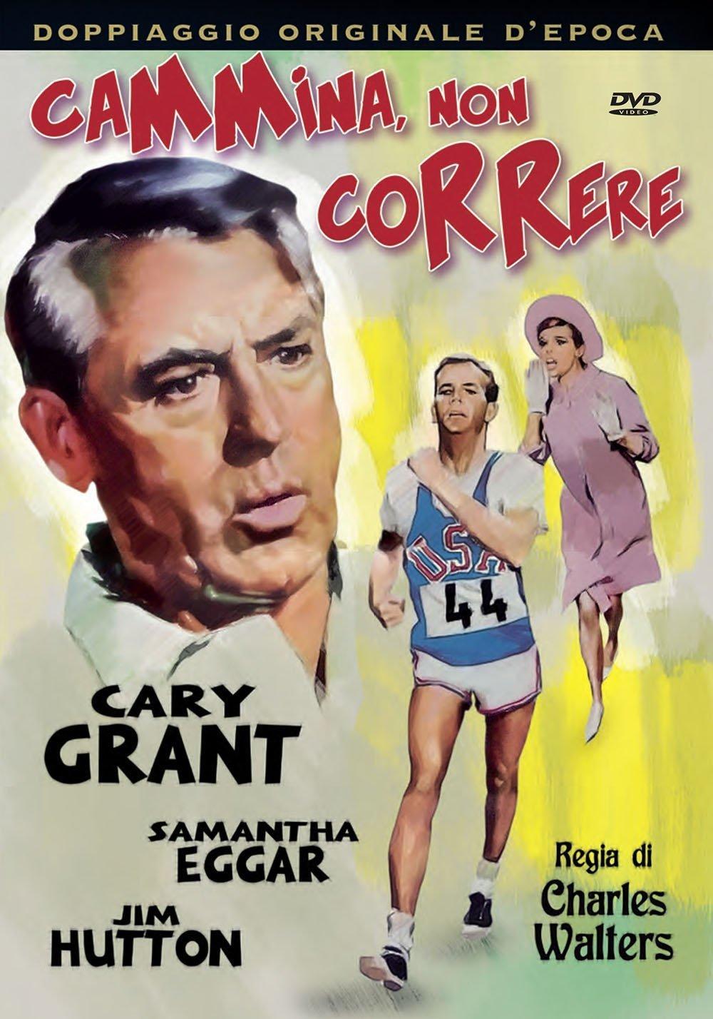 CAMMINA NON CORRERE (DVD)