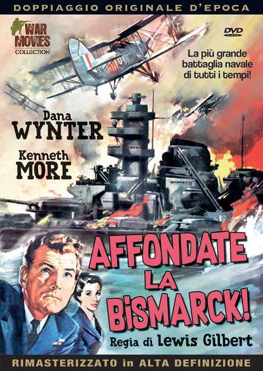AFFONDATE LA BISMARCK (DVD)