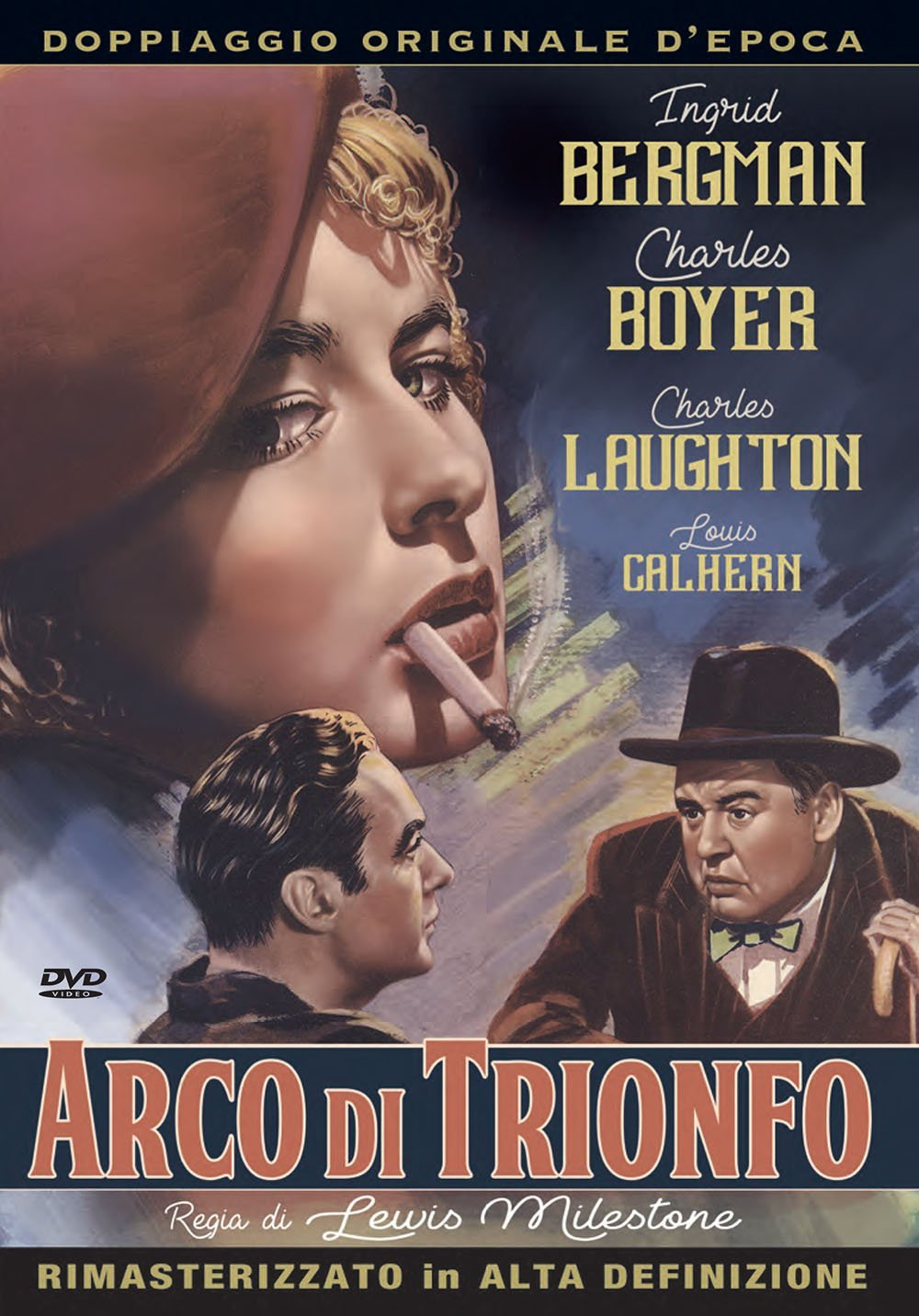ARCO DI TRIONFO (DVD)
