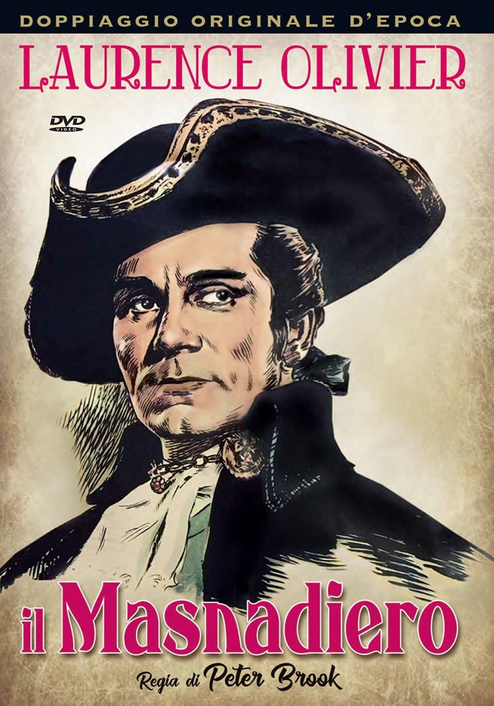 IL MASNADIERO (DVD)