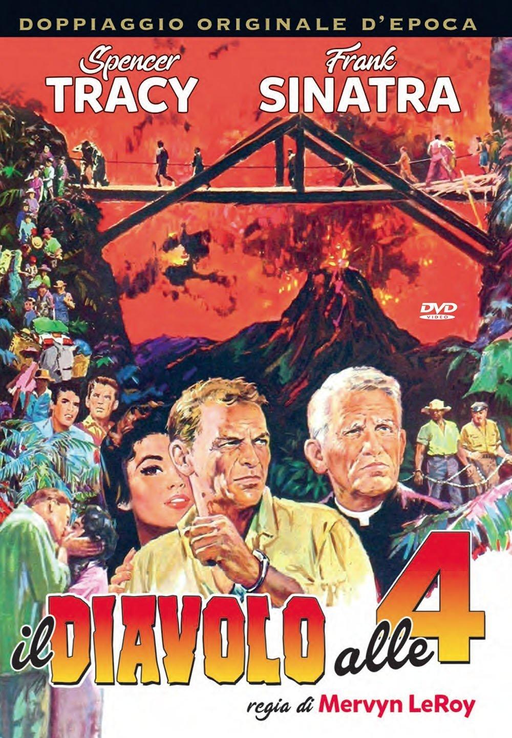 IL DIAVOLO ALLE 4 (DVD)