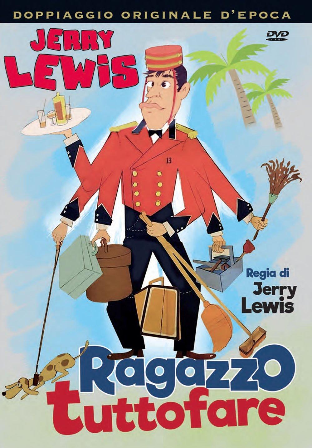 RAGAZZO TUTTOFARE (DVD)
