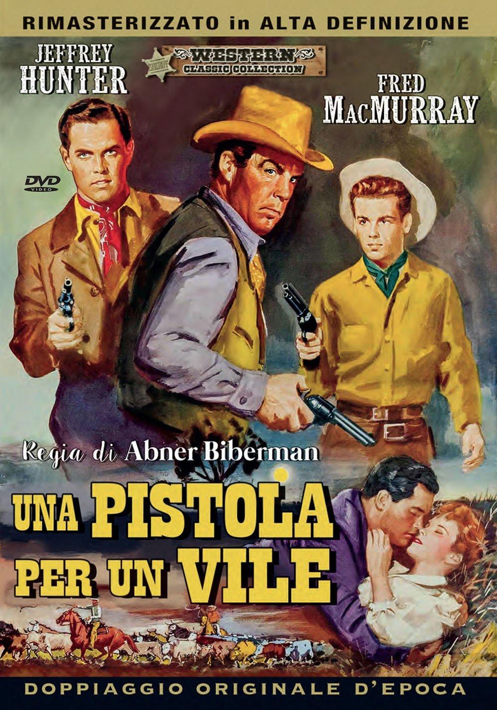 UNA PISTOLA PER UN VILE (DVD)