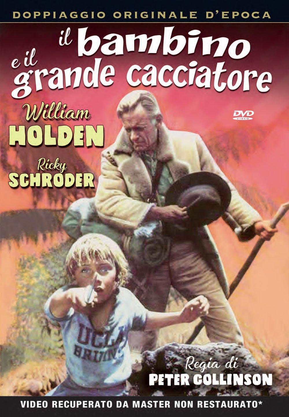 IL BAMBINO E IL GRANDE CACCIATORE (DVD)