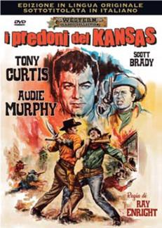 I PREDONI DEL KANSAS (DVD)