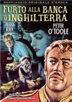 FURTO ALLA BANCA D'INGHILTERRA (DVD)